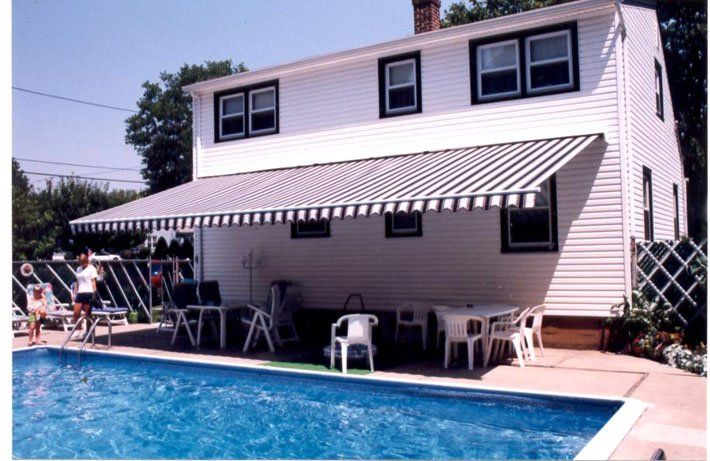 Awnings Amp Screens Valiant Home Remodelers Carteret Nj