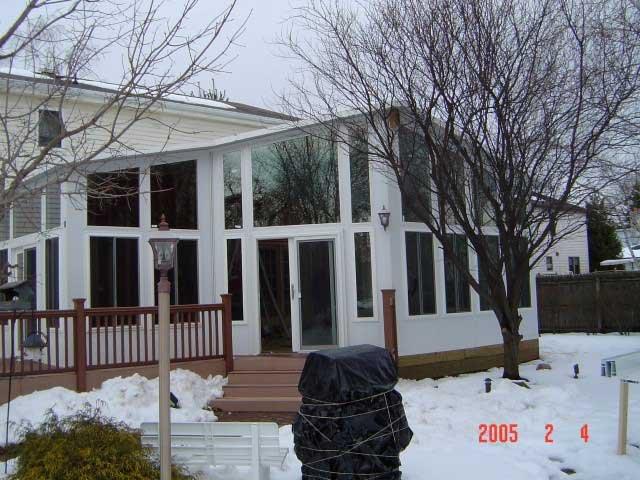 Sunrooms Amp Enclosures Valiant Home Remodelers Carteret Nj