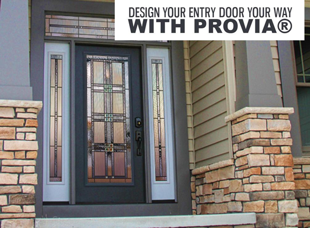 & Design Your Entry Door Your Way with ProVia® - Valiant Home Remodelers