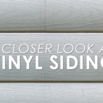 A Closer Look at Vinyl Siding