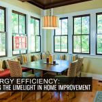 Energy Efficiency: Taking the Limelight in Home Improvement