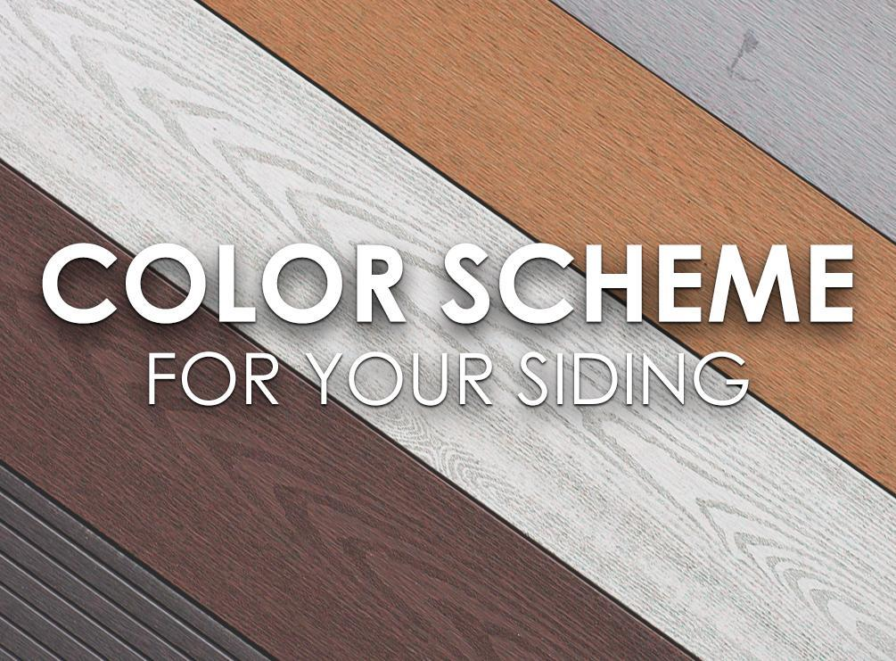 Choosing A Color Scheme For Your Home choosing the color scheme for your siding | valiant home remodelers